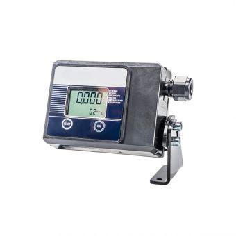 Afficheur pour compteur à émetteur d'impulsions, référence 4950, 4953
