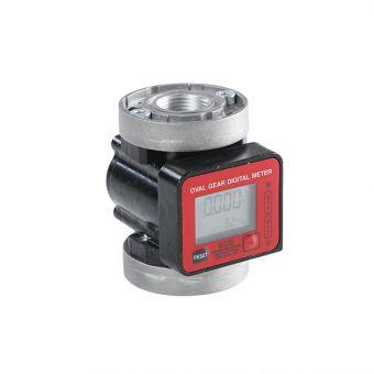 Compteur électrique à engrenages ovales, référence K603H