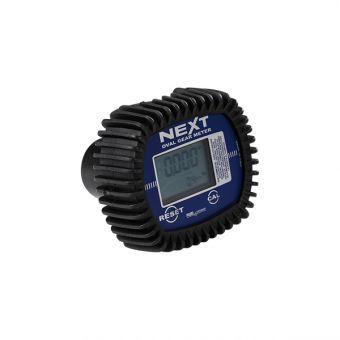 Compteur électrique à engrenages ovales, référence KNEXT