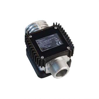 Compteur électronique à engrenages ovales à émetteur d'impulsions, référence K24-I