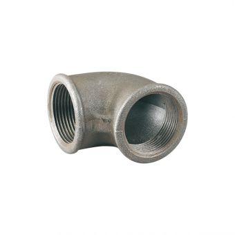 Coude 90° noir - 90 pour pompe