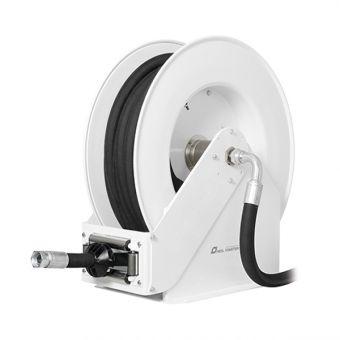 Enrouleur grande capacité et haut débit, référence RM100-G15 pour pompe