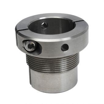 Fausse bonde 2'' en inox pour canne Ø 40 mm pour pompes ATEX