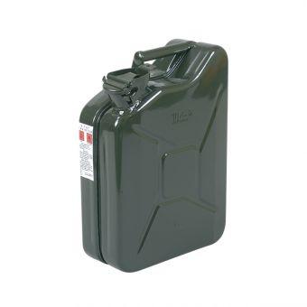 Jerricans plastiques hydrocarbures, référence JER10A