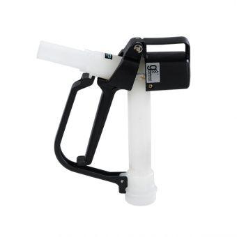Pistolet manuel PVDF 50 l/mn pour pompe