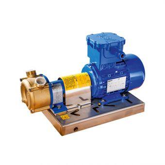 Pompe électrique à canal latéral - Moteur ATEX EEX-GR25M, EEX-GR25T