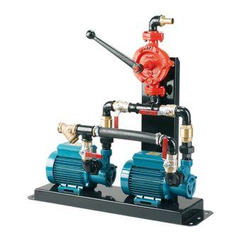 Pompe électrique avec manuelle d'amorçage et de secours PA0014, PA0015