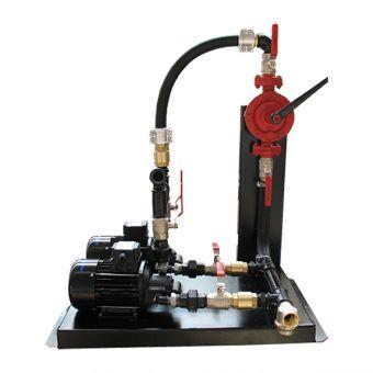 Pompe électrique avec manuelle d'amorçage et de secours PA0051