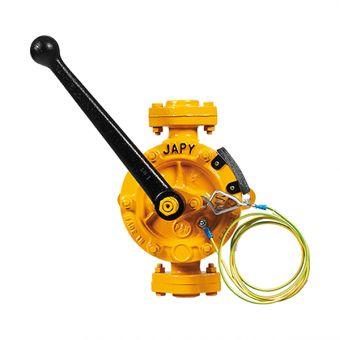 Pompe manuelle ATEX nue, référence AT0, AT1, AT2