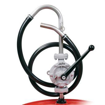 Pompe manuelle semi-rotative pour solvants non inflammables, référence FHL0, FHL1, FHL2, FHL3