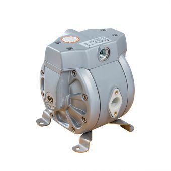 Pompe pneumatique à membranes, corps PP PP1PTFE-EX